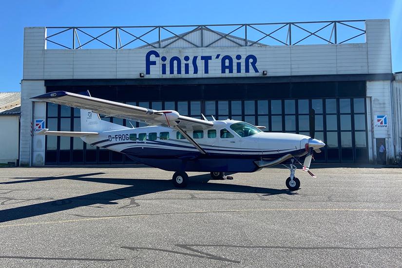 image Finist Air Cessna 208 B Caravan exterieur 01