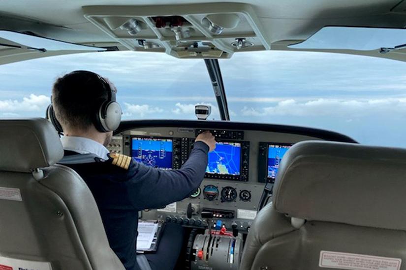 image Finist Air Cessna Grand Caravan pilote 03