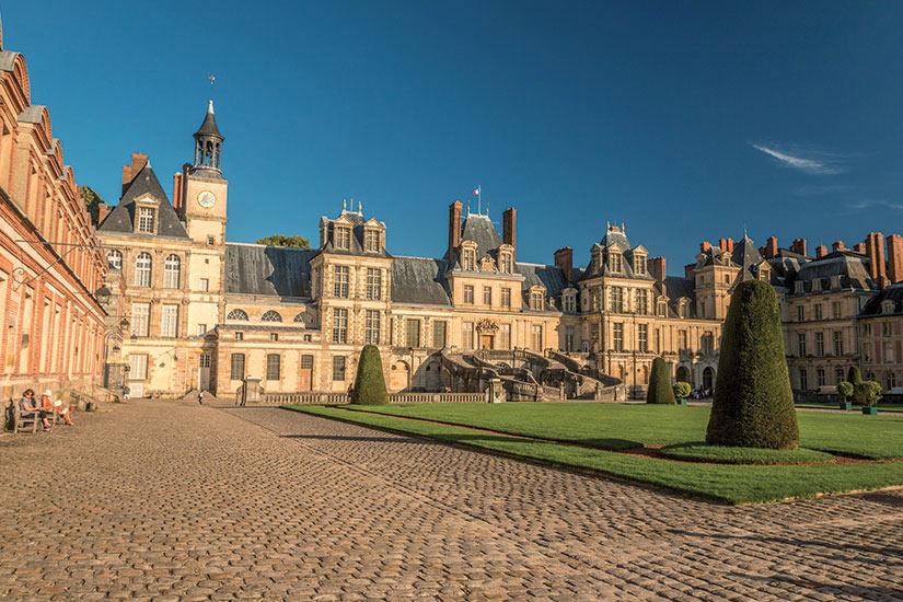 image France Fontainebleau Chateau Fontainebleau  fo