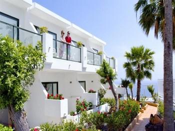 vignette Espagne Puerto Del Carmen Hotel Flora facade