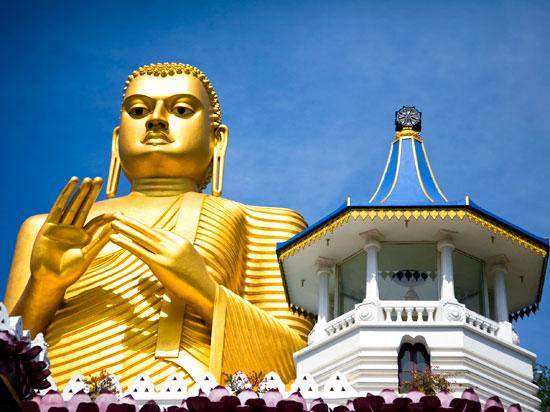 (Image) sri lanka temple  istock